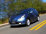Honda Fit Twist (GE) 2012 wallpapers