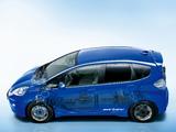 Honda Fit EV (GE) 2012 wallpapers