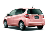 Honda Fit She`s (GE) 2012 wallpapers
