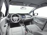 Honda Fit EV US-spec (GE) 2012 wallpapers