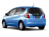 Images of Honda Fit (GE) 2007–09