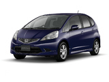 Images of Honda Fit RS (GE) 2008–09