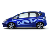 Images of Honda Fit EV Concept (GE) 2010