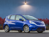 Images of Honda Fit EV US-spec (GE) 2012