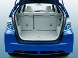 Images of Honda Fit EV (GE) 2012