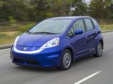 Images of Honda Fit EV US-spec (GE) 2012