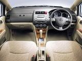 Photos of Honda Fit Aria (GD) 2002–05