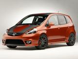 Photos of Honda Fit Sport Extreme Concept (GD) 2007