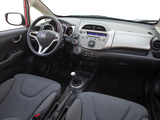 Photos of Honda Fit US-spec (GE) 2008