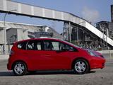 Photos of Honda Fit US-spec (GE) 2008