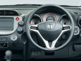 Photos of Honda Fit (GE) 2009
