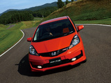 Photos of Honda Fit RS (GE) 2009