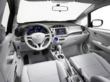 Photos of Honda Fit EV Concept (GE) 2010