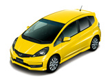 Photos of Honda Fit RS (GE) 2012