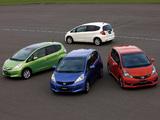 Photos of Honda Fit