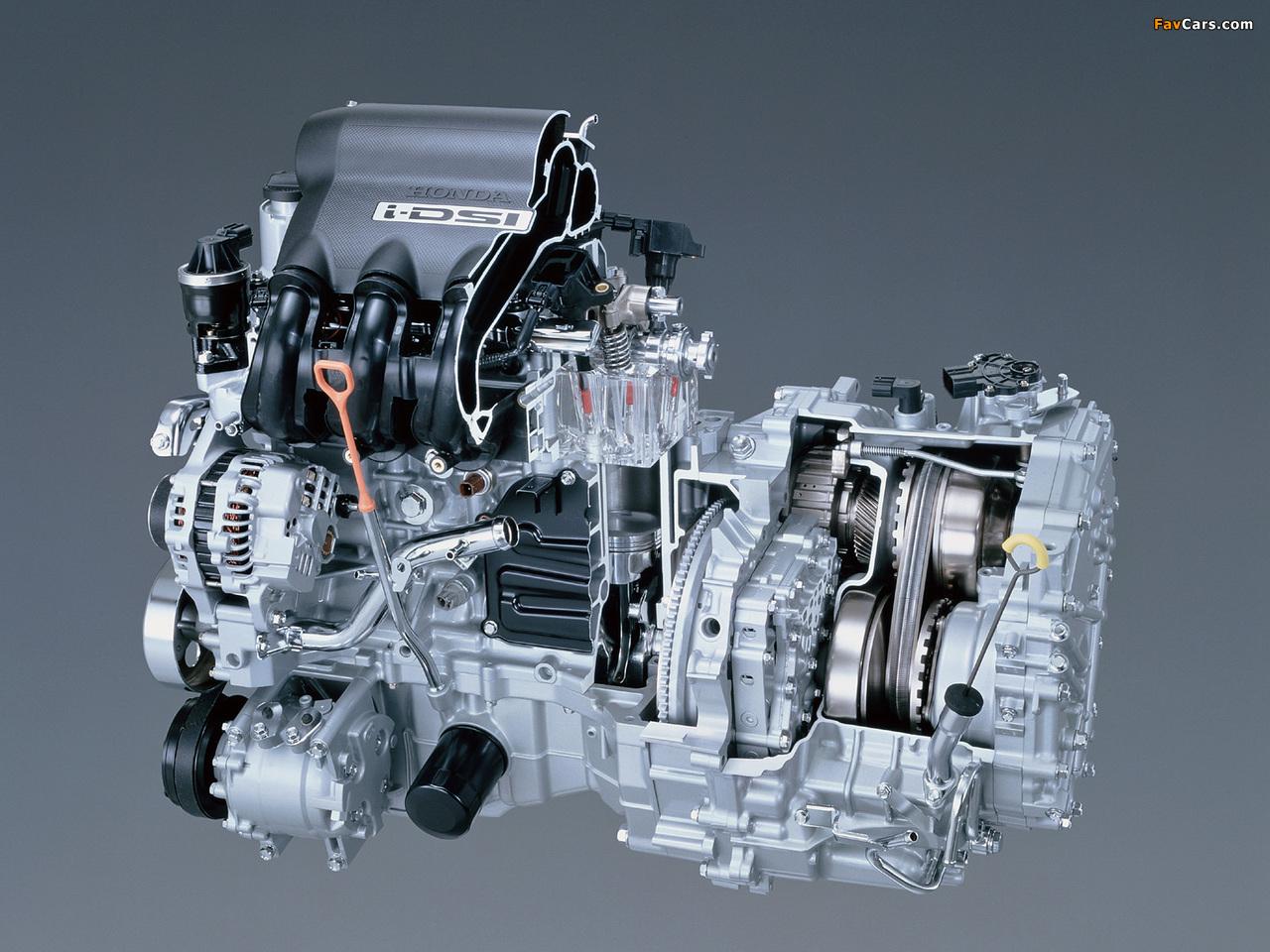 как снять двигатель l13honda fit