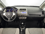 Pictures of Honda Fit US-spec (GD) 2006–08