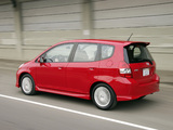 Pictures of Honda Fit Sport US-spec (GD) 2006–08