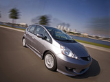 Pictures of Honda Fit Sport US-spec (GE) 2008–11