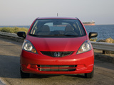 Pictures of Honda Fit US-spec (GE) 2008