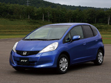 Pictures of Honda Fit (GE) 2009