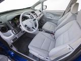 Pictures of Honda Fit EV US-spec (GE) 2012