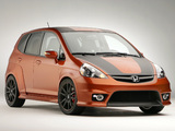 Honda Fit Sport Extreme Concept (GD) 2007 wallpapers