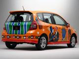 Honda Fit Custom Art Car (GD) 2007 wallpapers