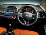 Honda Fit RS (GE) 2009 wallpapers