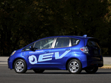 Honda Fit EV Concept (GE) 2010 wallpapers