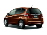 Honda Fit (GE) 2012 wallpapers