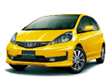 Honda Fit RS (GE) 2012 wallpapers