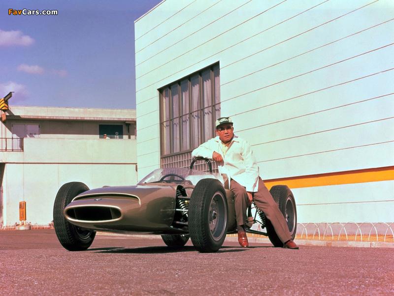 Honda RA270 1964 images (800 x 600)