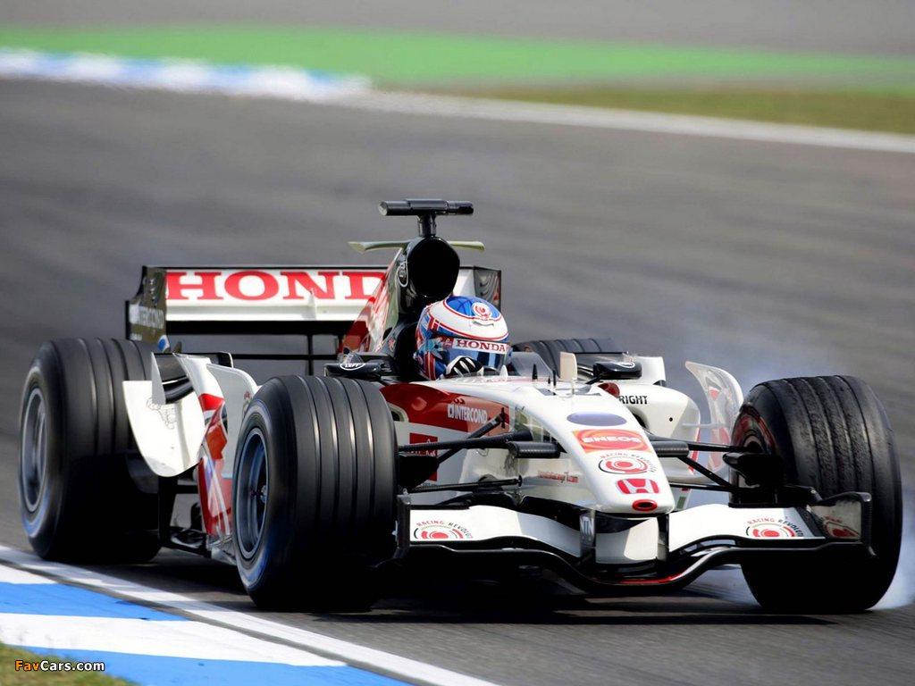 Photos of Honda RA106 2006 (1024 x 768)