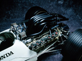 Pictures of Honda RA300 1967–68