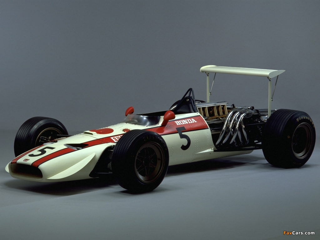 Honda RA301 1968 wallpapers (1024 x 768)