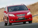 Images of Honda FR-V UK-spec 2004–09