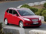 Images of Honda FR-V 2004–09