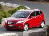 Pictures of Honda FR-V UK-spec 2004–09