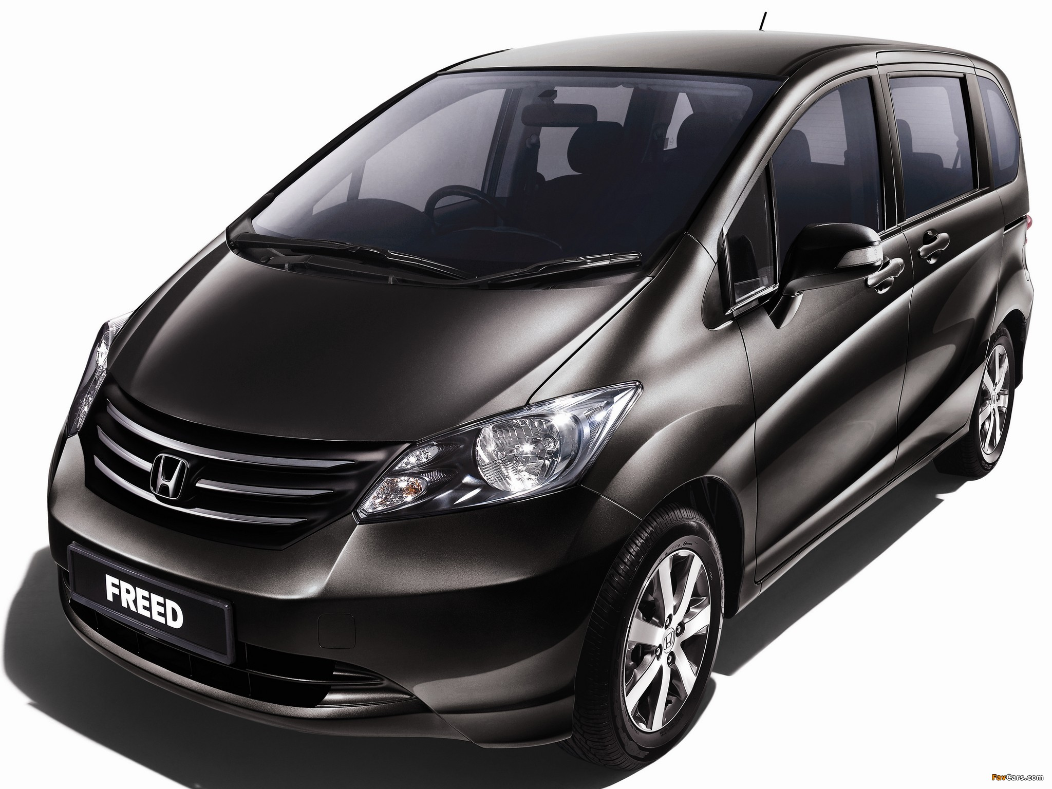 Honda Freed Aero Package (GB3) 2008-11 pictures (2048x1536)
