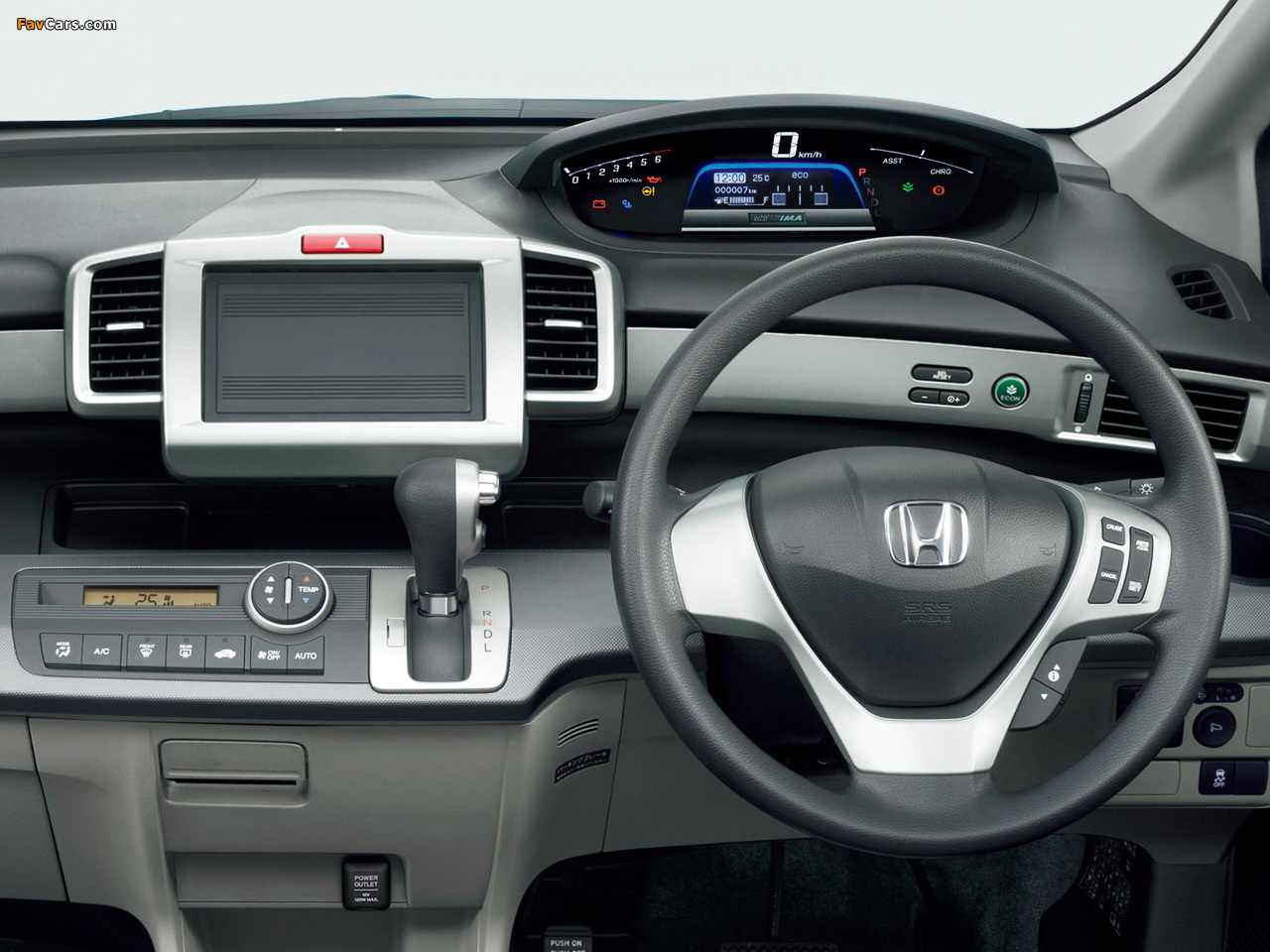 Photos of Honda Freed Hybrid (GP3) 2011 (1280x960)