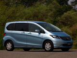 Honda Freed (GB3) 2008–11 wallpapers
