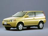 Honda HR-V 3-door JP-spec (GH) 1998–2003 photos