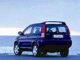 Honda HR-V 3-door (GH) 1998–2003 photos