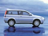 Honda HR-V 3-door (GH) 1998–2003 wallpapers