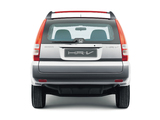 Honda HR-V 5-door (GH) 2001–05 images