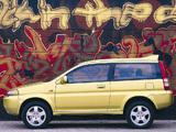 Images of Honda HR-V 3-door (GH) 1998–2003