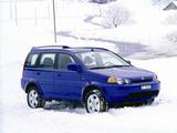 Images of Honda HR-V 5-door (GH) 1999–2000