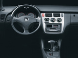 Photos of Honda HR-V 5-door (GH) 2001–05