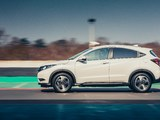 Photos of Honda HR-V UK-spec 2015
